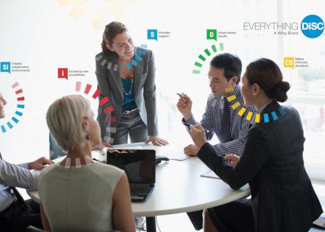 Everything DiSC - Leadership Coaching