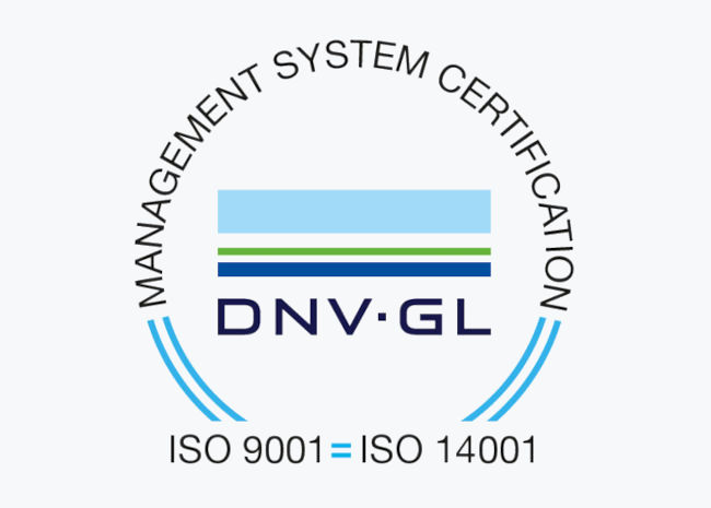 DNV-GL Certification